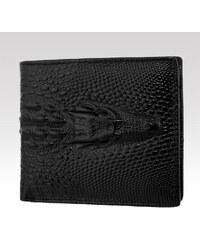 Jinbaolai Kožená peněženka Aligator
