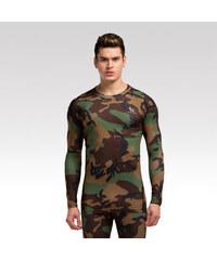 Vansydical pánské fitness tričko Professional zelené M