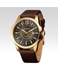 Wayfarer Pánské hodinky Curren 10227 zlaté