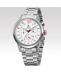 Pánské hodinky Weide Gentle bílé.