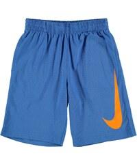 Teplákové kraťasy Nike Jersey dět. námořnická modrá