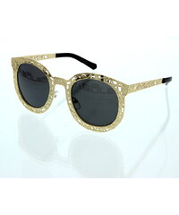 VeyRey Sluneční brýle Vintage zlaté