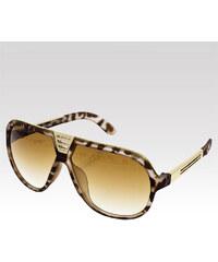 VeyRey sluneční brýle Michelangelo leopard