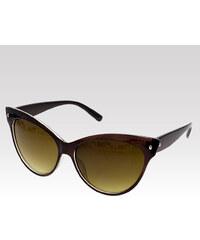 VeyRey sluneční brýle Electra hnědé