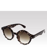 VeyRey Sluneční brýle Scallop hnědé