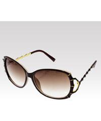 VeyRey sluneční brýle Bone hnědé