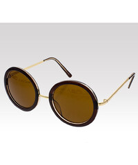 VeyRey brýle Isaac hnědé
