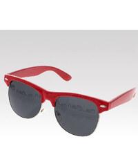 Veyrey sluneční brýle Midtown červené
