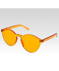 Veyrey sluneční brýle Transparent oranžové