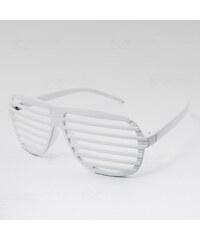 VeyRey Sluneční brýle Shutter bílé