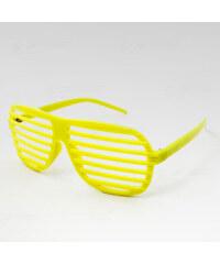 VeyRey Brýle Shutter světle žluté