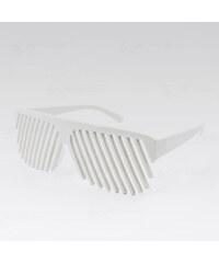 VeyRey Brýle Shutter hřeben bílé