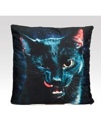 Wayfarer povlečení na polštář Black cat 39x38 cm