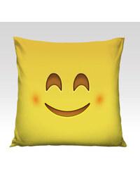 Wayfarer povlečení na polštář Happy face 39x38 cm