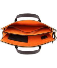 ENQUEUR The Paisly Bag T - orange
