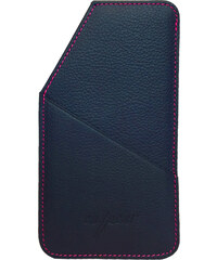 ENQUEUR The Noank Smartphone Card Case - Midnight