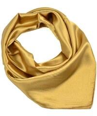 Šátek saténový 63sk001-13 - zlatý
