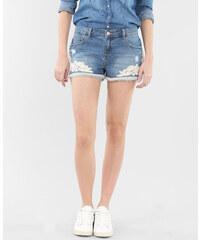 Pimkie Mini-Shorts mit Makramee