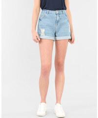 Pimkie Weite Shorts im Destroyed-Look