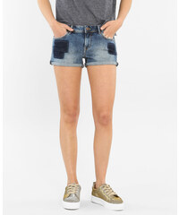 Pimkie Mini-Shorts mit Patches