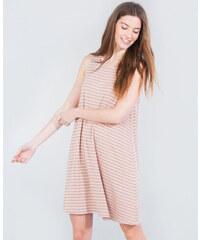 Pimkie Gestreiftes Kleid mit Lurex