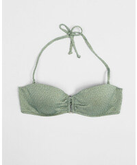 Haut de maillot de bain lurex vert, Femme, Taille 34 -PIMKIE- MODE FEMME