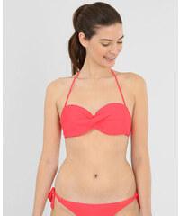 Haut de maillot de bain rose fluo rouge, Femme, Taille 40 -PIMKIE- MODE FEMME
