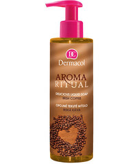 Dermacol Aroma Ritual Liquid Soap Irish Coffee 250ml Péče o ruce W Irská káva