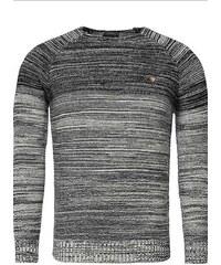 YNS Pletený pánský pulovr
