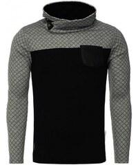 CRSM Černý pánský svetr