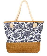 TopMode Látková prostorná taška