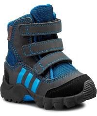 Sněhule adidas - Cw Holtanna Snow Cf I BB1401 Shoblu/Shoblu/Dkgrey