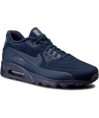 Schuhe NIKE - Nike Air Max 90 Ultra Moire 819477 400 Midnight Navy/Mid Navy-White