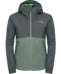 The North Face Millerside veste imperméable green
