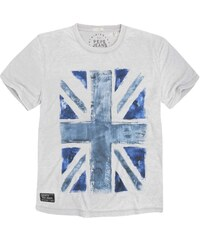 Pepe Jeans London SCOTT - T-shirt - gris