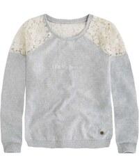 Pepe Jeans London KILEY TEEN - Sweat-shirt - gris chine