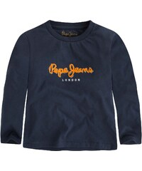 Pepe Jeans London Travis - T-Shirt - tintenblau