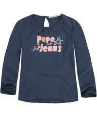 Pepe Jeans London CARA - Top - bleu marine
