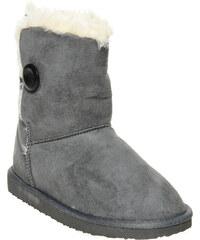 The Boot Australia Dámské válenky 7061-Grey
