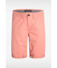 Bermuda homme chino Rose Elasthanne - Homme Taille 34 - Bonobo
