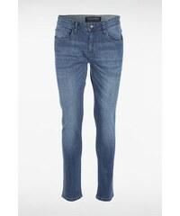 Jeans homme skinny SOHO Bleu Coton - Homme Taille 34 - Bonobo
