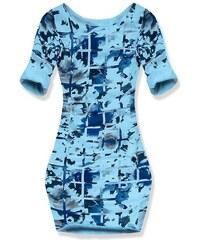 Kleid hellblau 48727