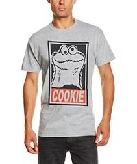 Sesame Street Herren T-Shirt Follow The Cookie