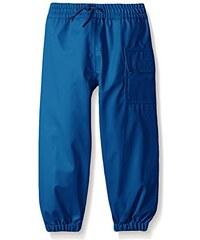 Hatley Jungen Regenhose Childrens Splash Pant -Classic Navy