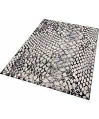 Teppich Wecon Home Snake Schlangen-Optik WECON HOME schwarz 2 (B/L: 80x150 cm),3 (B/L: 120x170 cm),31 (B/L: 133x200 cm),4 (B/L: 160x225 cm),6 (B/L: 200x290 cm)