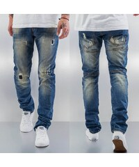 Just Rhyse Shion Skinny Jeans Blue