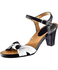 Sandály Ara černá-bílá