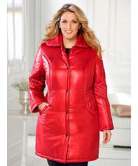 Krátký kabát Julietta červená