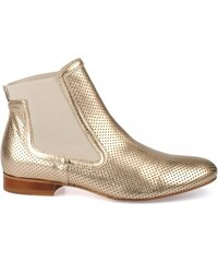 STROLL Zlatá kotníková obuv Stroll WW2797o WW2797o EUR 36