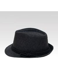 Art of polo slaměný klobouk Zoro černý